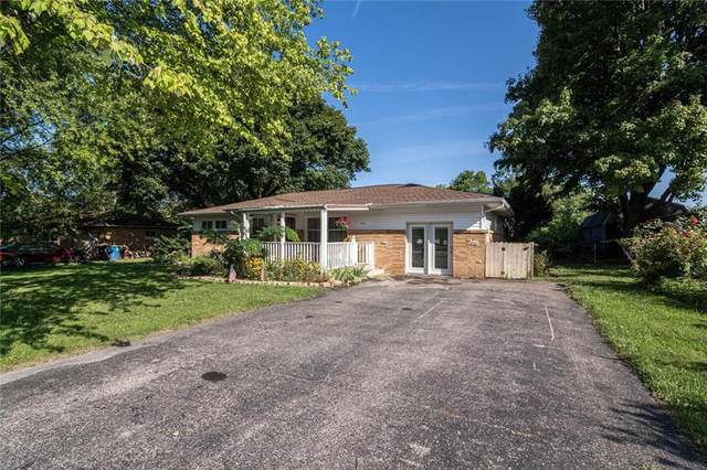 11650 Newport Drive, Indianapolis, IN 46236 (MLS #21811890) :: Richwine Elite Group