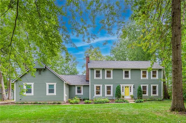 1126 Indian Pipe Lane, Zionsville, IN 46077 (MLS #21811899) :: The Evelo Team