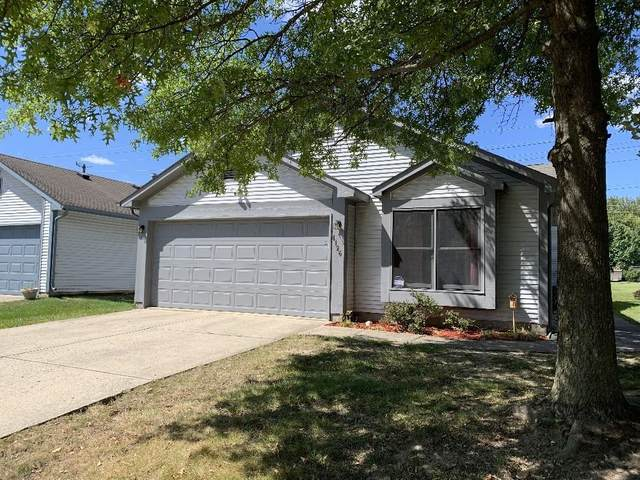 4126 Eagle Cove  West Drive, Indianapolis, IN 46254 (MLS #21811904) :: Mike Price Realty Team - RE/MAX Centerstone