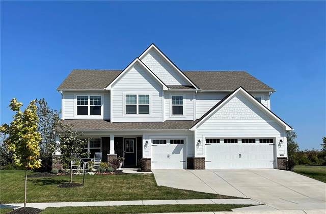 9941 Midnight Line Drive, Fishers, IN 46040 (MLS #21811919) :: Mike Price Realty Team - RE/MAX Centerstone
