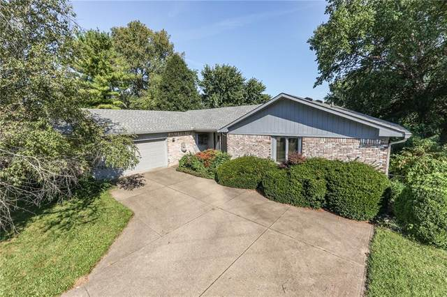 1642 Birch Court, Plainfield, IN 46168 (MLS #21811942) :: Mike Price Realty Team - RE/MAX Centerstone