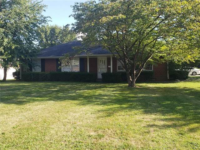 3625 Dogwood Drive, Anderson, IN 46011 (MLS #21811966) :: Mike Price Realty Team - RE/MAX Centerstone