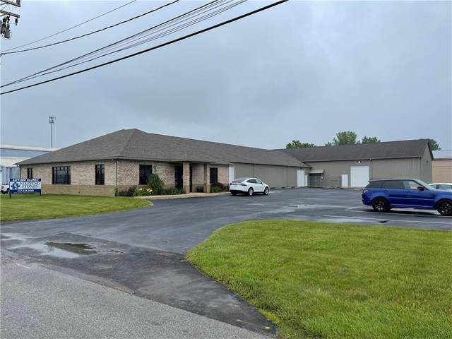 215 Industrial Drive, Franklin, IN 46131 (MLS #21811975) :: Mike Price Realty Team - RE/MAX Centerstone
