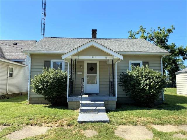 1920 Cottage Avenue, Columbus, IN 47201 (MLS #21811999) :: Mike Price Realty Team - RE/MAX Centerstone