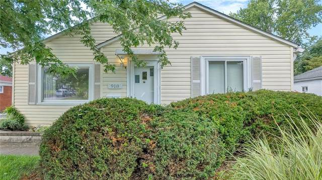 918 N Eaton Avenue, Indianapolis, IN 46219 (MLS #21812006) :: Mike Price Realty Team - RE/MAX Centerstone