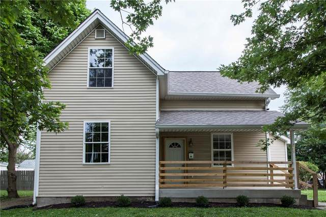 205 W 4th Street, Sheridan, IN 46069 (MLS #21812010) :: Mike Price Realty Team - RE/MAX Centerstone