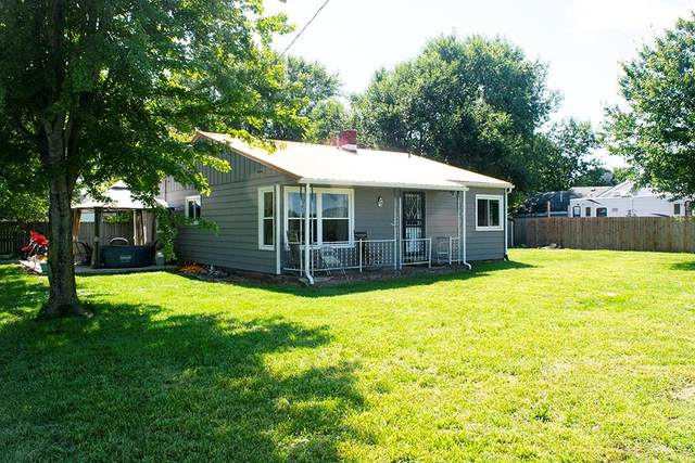 4520 South  550 East, Franklin, IN 46131 (MLS #21812018) :: The Indy Property Source