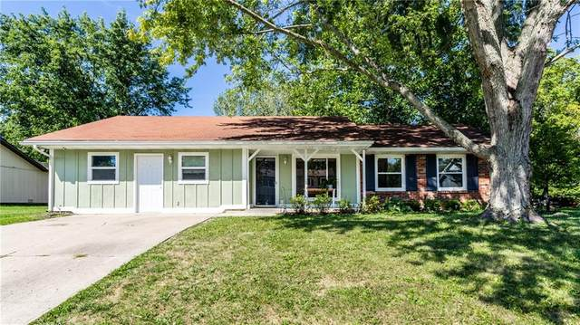 6816 Lakeknoll Drive, Indianapolis, IN 46220 (MLS #21812022) :: Mike Price Realty Team - RE/MAX Centerstone