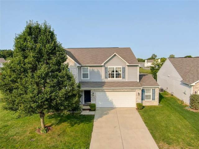 12428 Berry Patch Lane, Fishers, IN 46037 (MLS #21812028) :: Ferris Property Group