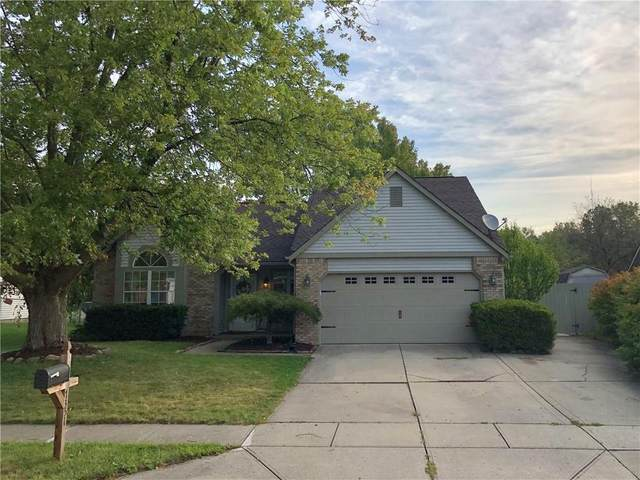 7351 Camberwood Drive, Indianapolis, IN 46268 (MLS #21812039) :: Richwine Elite Group