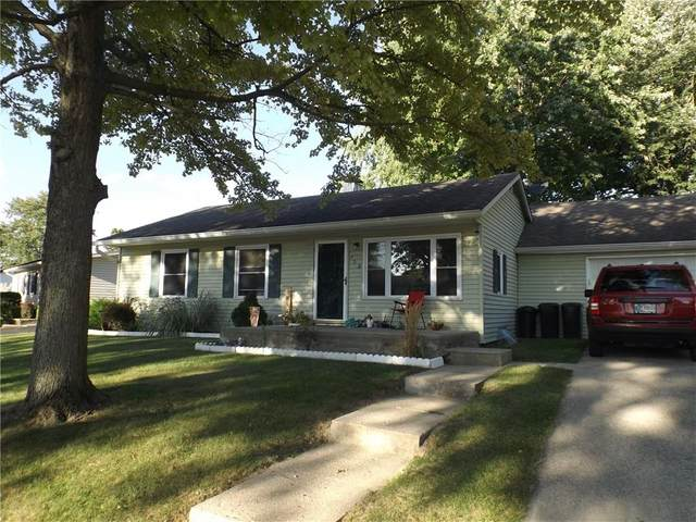 750 Howard Street, Shelbyville, IN 46176 (MLS #21812053) :: Mike Price Realty Team - RE/MAX Centerstone
