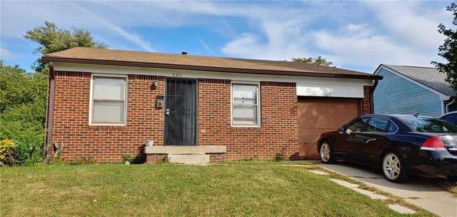 2611 N Temple Avenue, Indianapolis, IN 46218 (MLS #21812062) :: The Evelo Team