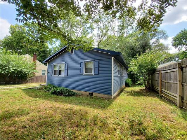 1623 E 73rd Street, Indianapolis, IN 46240 (MLS #21812078) :: Pennington Realty Team