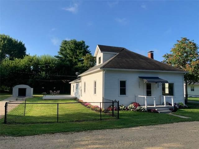 601 E Jackson Street, Eaton, IN 47338 (MLS #21812087) :: The ORR Home Selling Team