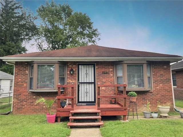 245 N Ross Street, Columbus, IN 47201 (MLS #21812090) :: Heard Real Estate Team | eXp Realty, LLC