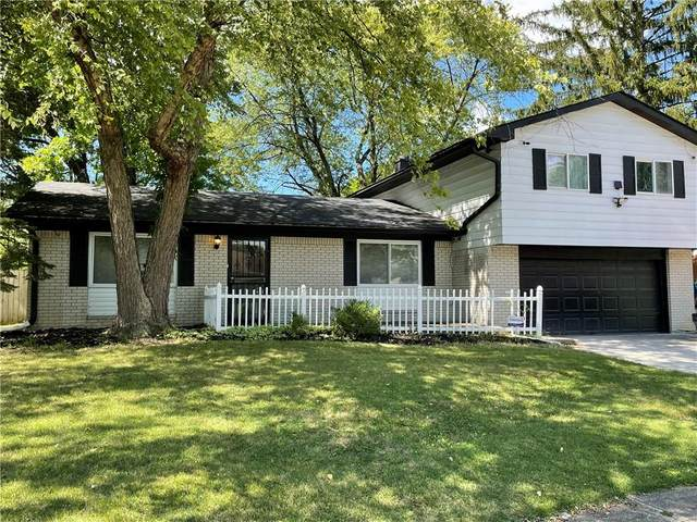 2618 N Morning Star Drive, Indianapolis, IN 46229 (MLS #21812095) :: Heard Real Estate Team | eXp Realty, LLC
