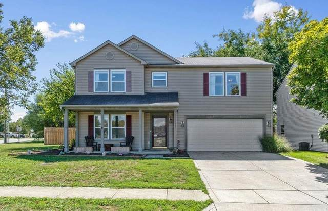 10997 Delphi Drive, Camby, IN 46113 (MLS #21812096) :: Heard Real Estate Team | eXp Realty, LLC