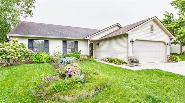 4223 Guion Lakes Boulevard, Indianapolis, IN 46254 (MLS #21812099) :: Dean Wagner Realtors