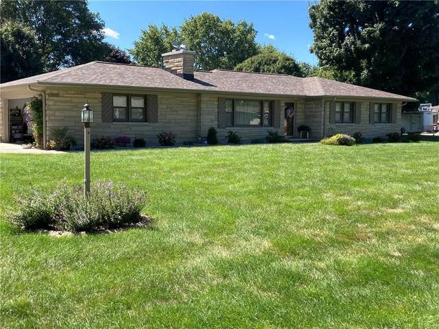 2420 W Del Mar Drive, Crawfordsville, IN 47933 (MLS #21812108) :: Mike Price Realty Team - RE/MAX Centerstone