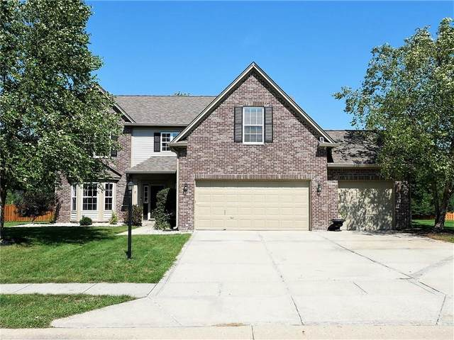 19125 Golden Meadow Way, Noblesville, IN 46060 (MLS #21812113) :: Mike Price Realty Team - RE/MAX Centerstone