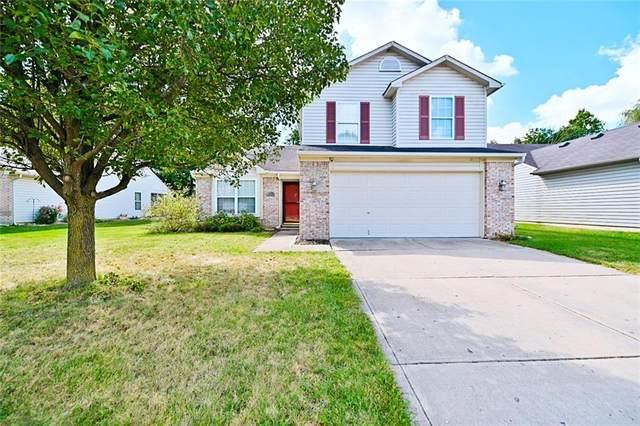 10843 Riverwood Boulevard, Indianapolis, IN 46234 (MLS #21812118) :: Ferris Property Group