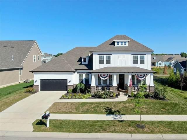 1796 Avondale Drive, Westfield, IN 46074 (MLS #21812126) :: Ferris Property Group