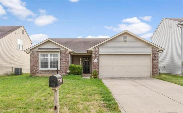 5323 Melbourne Road, Indianapolis, IN 46228 (MLS #21812132) :: Pennington Realty Team