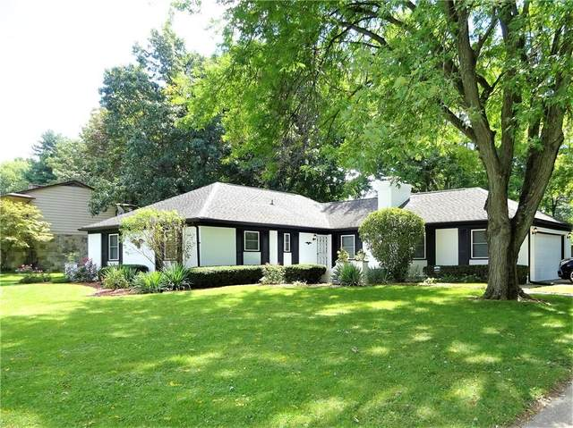 1805 Winchester Drive, Indianapolis, IN 46227 (MLS #21812138) :: Dean Wagner Realtors