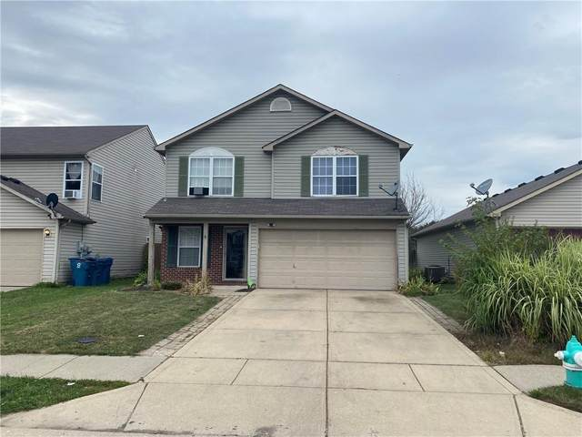 408 Red Tail Lane, Indianapolis, IN 46241 (MLS #21812141) :: The Indy Property Source