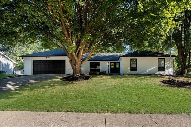 3324 Eden Way Place, Carmel, IN 46033 (MLS #21812149) :: The Indy Property Source