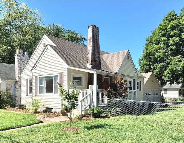 2902 S Brill Road, Indianapolis, IN 46225 (MLS #21812155) :: Mike Price Realty Team - RE/MAX Centerstone