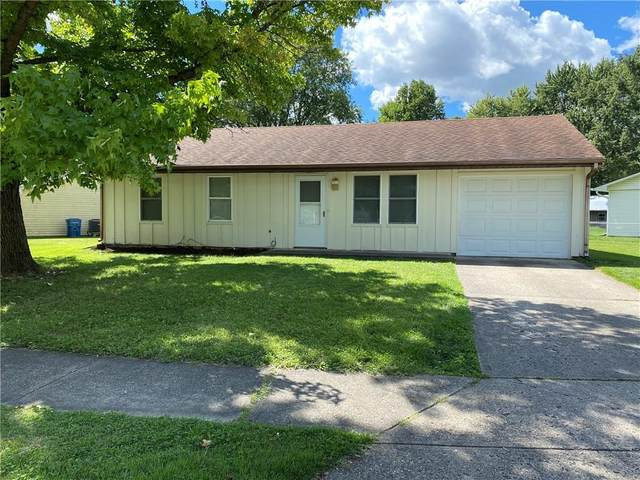 4416 Downes Drive, Indianapolis, IN 46235 (MLS #21812178) :: The Indy Property Source