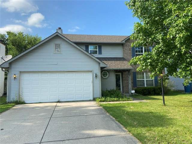 2928 Briarchase Court, Indianapolis, IN 46268 (MLS #21812183) :: Pennington Realty Team
