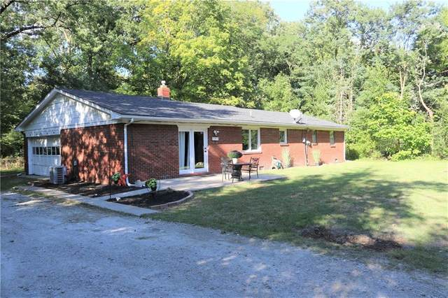 9341 E 14TH Street, Indianapolis, IN 46229 (MLS #21812193) :: Mike Price Realty Team - RE/MAX Centerstone