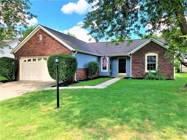 4536 Tarragon Drive, Indianapolis, IN 46237 (MLS #21812205) :: Mike Price Realty Team - RE/MAX Centerstone