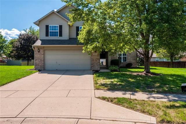 12814 Patrick Court, Fishers, IN 46038 (MLS #21812206) :: Heard Real Estate Team | eXp Realty, LLC
