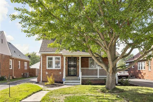 1214 Shannon Avenue, Indianapolis, IN 46201 (MLS #21812208) :: Heard Real Estate Team | eXp Realty, LLC