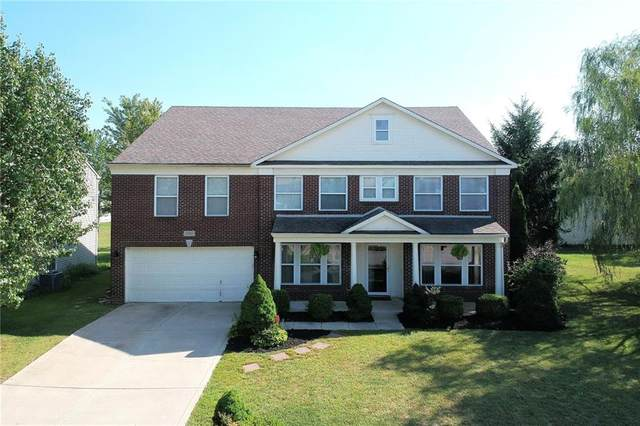 10361 Splendor Way, Indianapolis, IN 46234 (MLS #21812210) :: Mike Price Realty Team - RE/MAX Centerstone