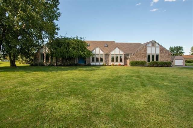 6040 N 75 West Road, Whiteland, IN 46184 (MLS #21812223) :: Mike Price Realty Team - RE/MAX Centerstone