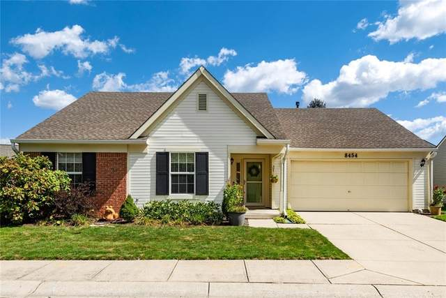 8454 Trappers Court, Fishers, IN 46038 (MLS #21812259) :: Mike Price Realty Team - RE/MAX Centerstone