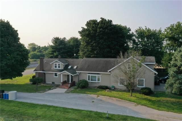 5249 N Highway 231, Crawfordsville, IN 47933 (MLS #21812260) :: JM Realty Associates, Inc.