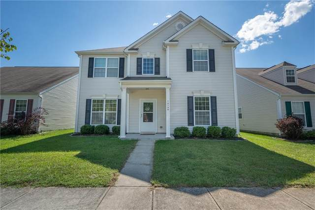 13139 N Elster Way, Fishers, IN 46037 (MLS #21812273) :: Mike Price Realty Team - RE/MAX Centerstone