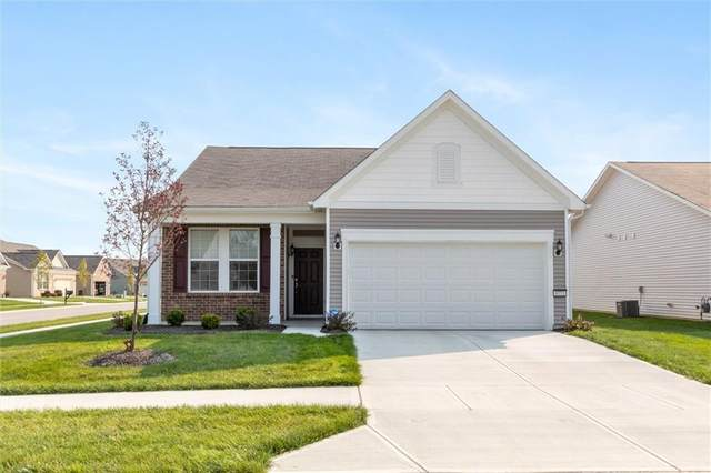 4771 Larkspur Drive, Plainfield, IN 46168 (MLS #21812290) :: Mike Price Realty Team - RE/MAX Centerstone