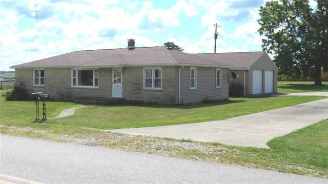 209 W South Street, Linden, IN 47955 (MLS #21812310) :: Mike Price Realty Team - RE/MAX Centerstone