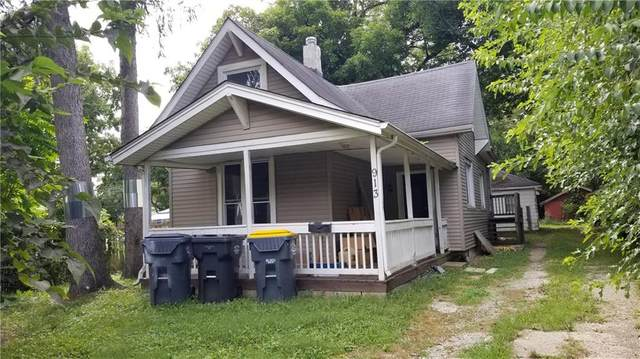 913 Chestnut Street, Anderson, IN 46012 (MLS #21812340) :: Mike Price Realty Team - RE/MAX Centerstone