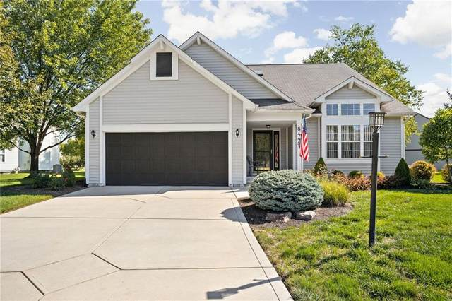 8448 Ardennes Drive, Fishers, IN 46038 (MLS #21812348) :: Heard Real Estate Team | eXp Realty, LLC