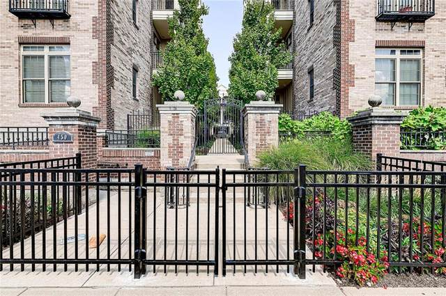 450 E Ohio Street #110, Indianapolis, IN 46204 (MLS #21812354) :: Ferris Property Group