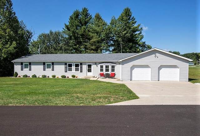 85 N County Road 205 W, North Vernon, IN 47265 (MLS #21812355) :: Mike Price Realty Team - RE/MAX Centerstone