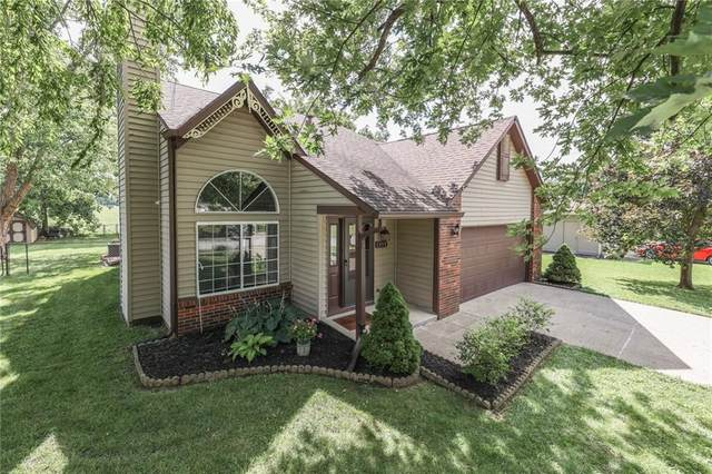 1393 Timber Trail, Greenwood, IN 46142 (MLS #21812381) :: Mike Price Realty Team - RE/MAX Centerstone