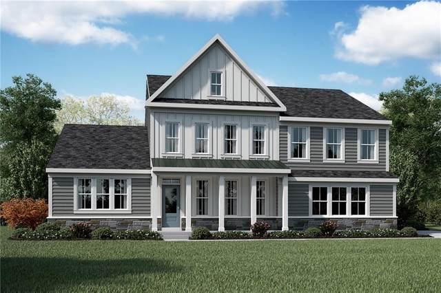 4833 Denton Drive, Zionsville, IN 46077 (MLS #21812384) :: Ferris Property Group
